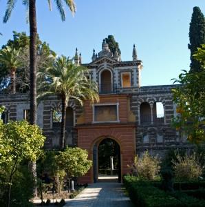 Puerta del Privilegio del Real Alcázar de Sevilla