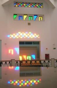 Detalle Interior Pabellón de México