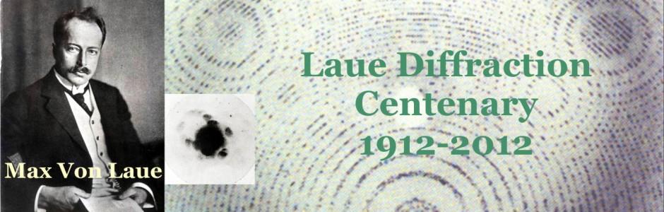 Centenario de la Difracción de Laue